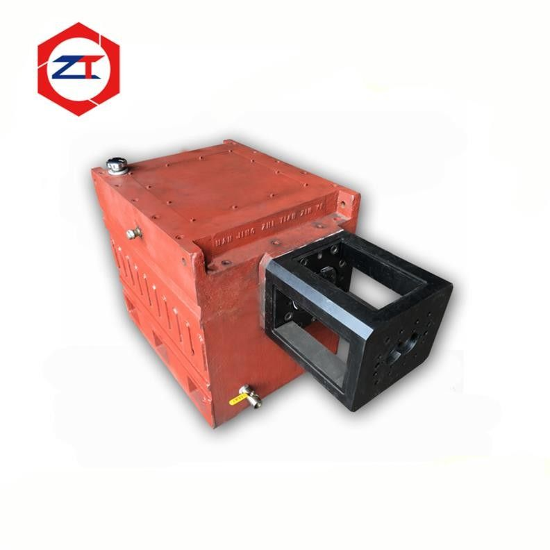 TDSB-65B Red High Speed Gear Box Compact Structure Design For TSE Machine